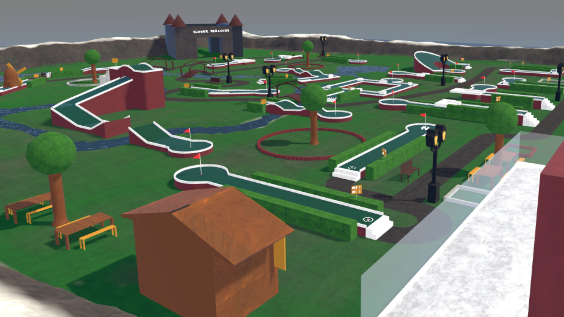 FREE DOWNLOAD » MinigolfPark VR | Skidrow Cracked