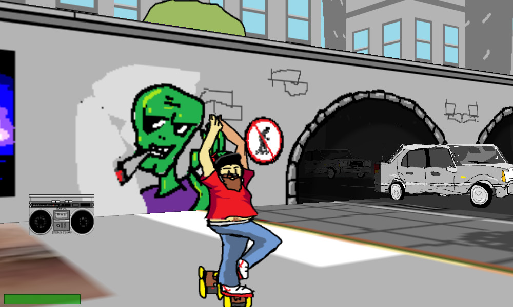 Pedal-Olli 3D Free Download