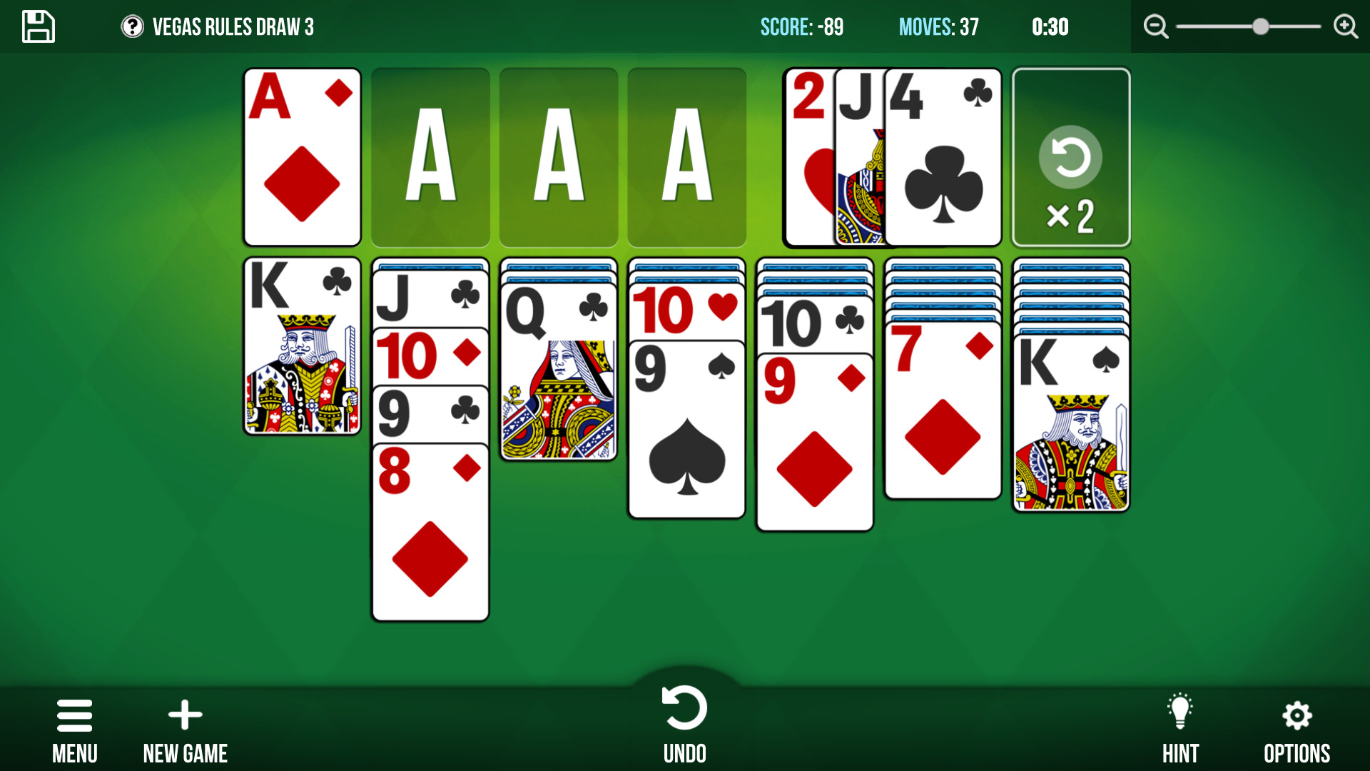 Solitaire collection carl reinke