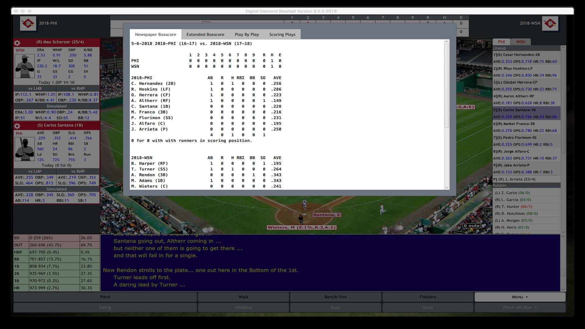 Digital Diamond Baseball V8 Free Download