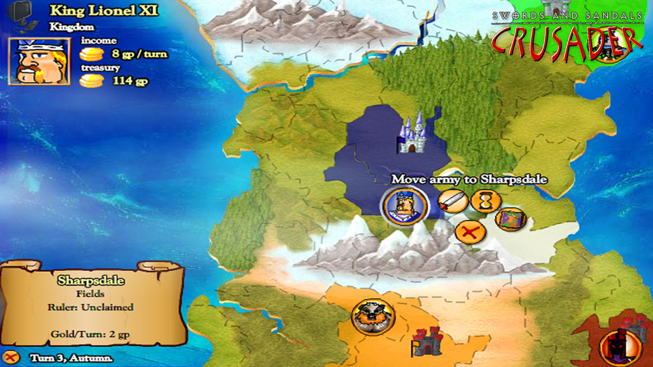 Download Swords And Sandals 2 Full Version Cracked