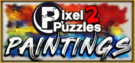 Pixel Puzzles 2: Paintings Free Download