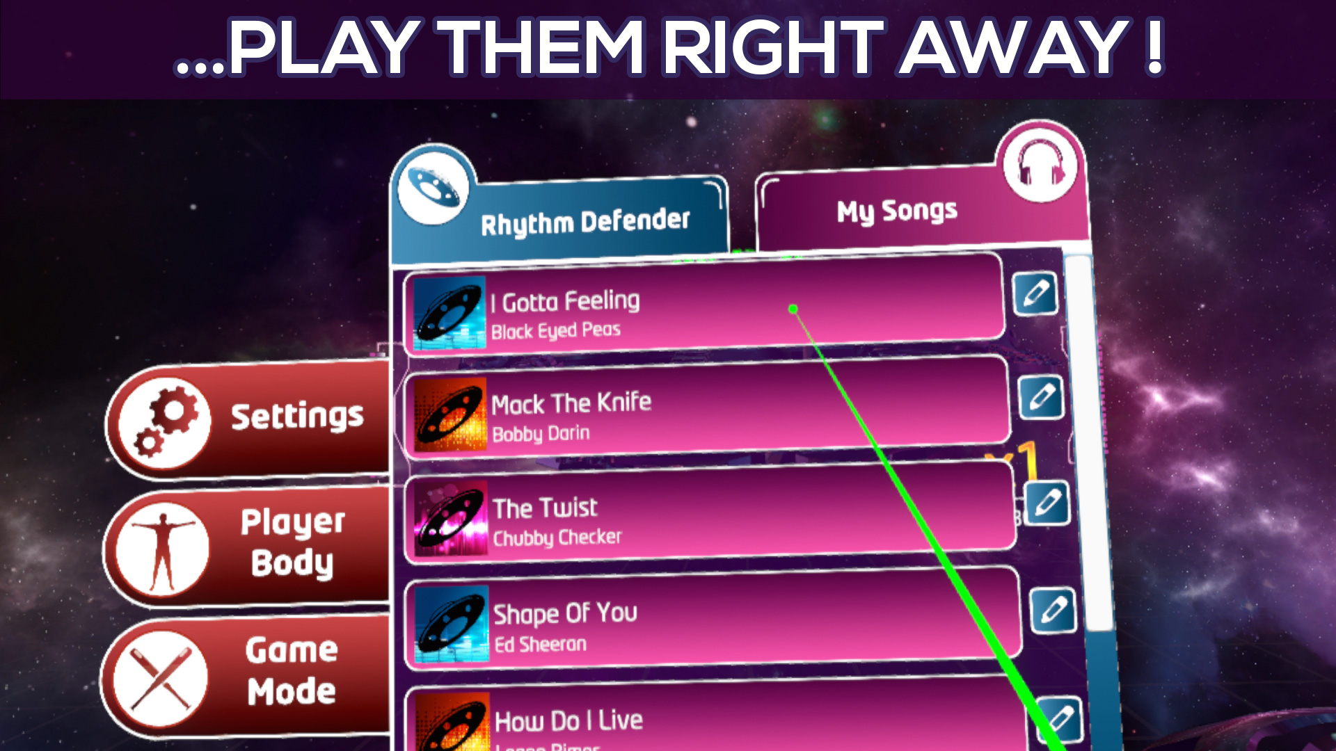 Rhythm Defender Free Download
