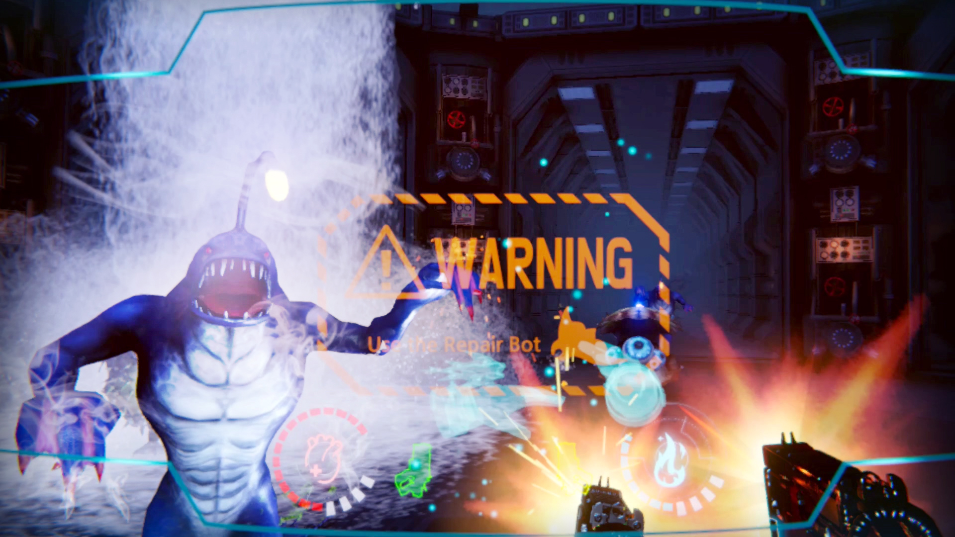 Under Water : Abyss Survival VR Free Download