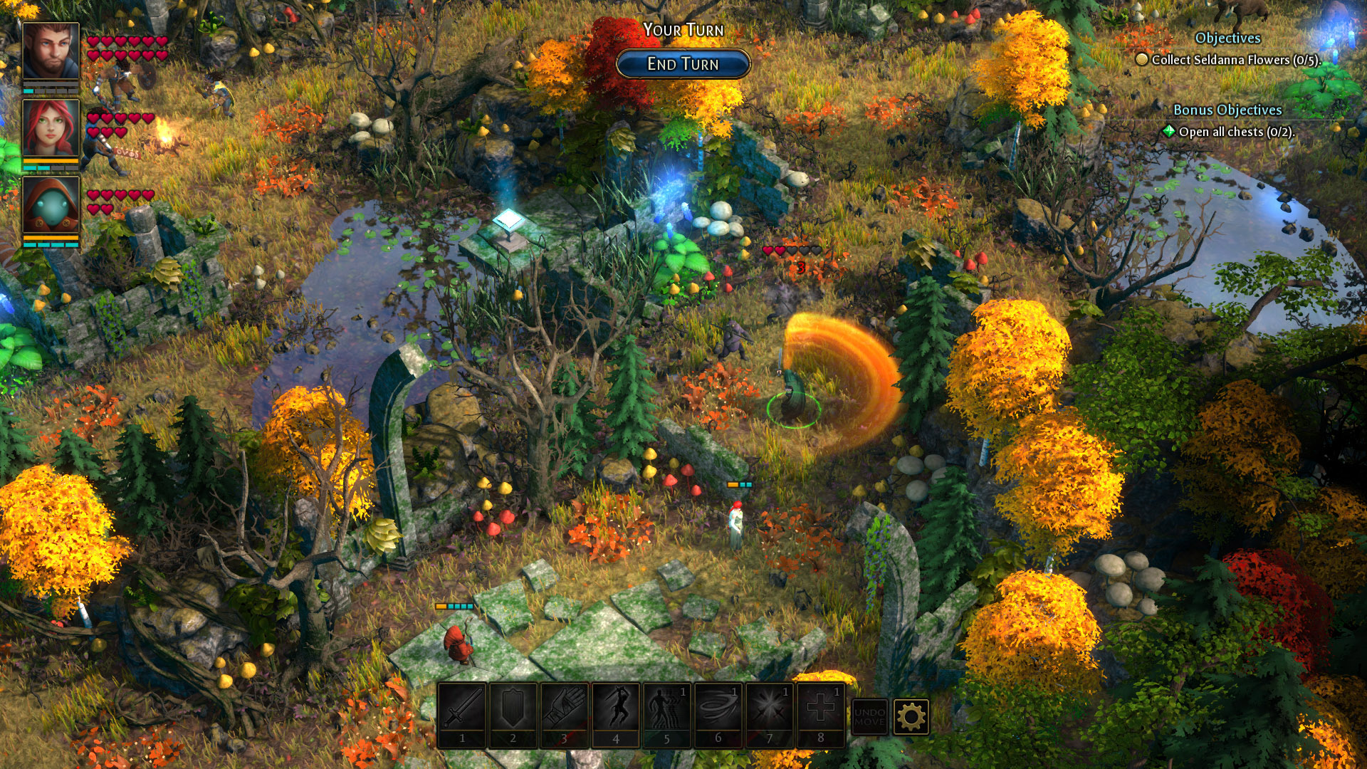 Druidstone: The Secret of the Menhir Forest Free Download