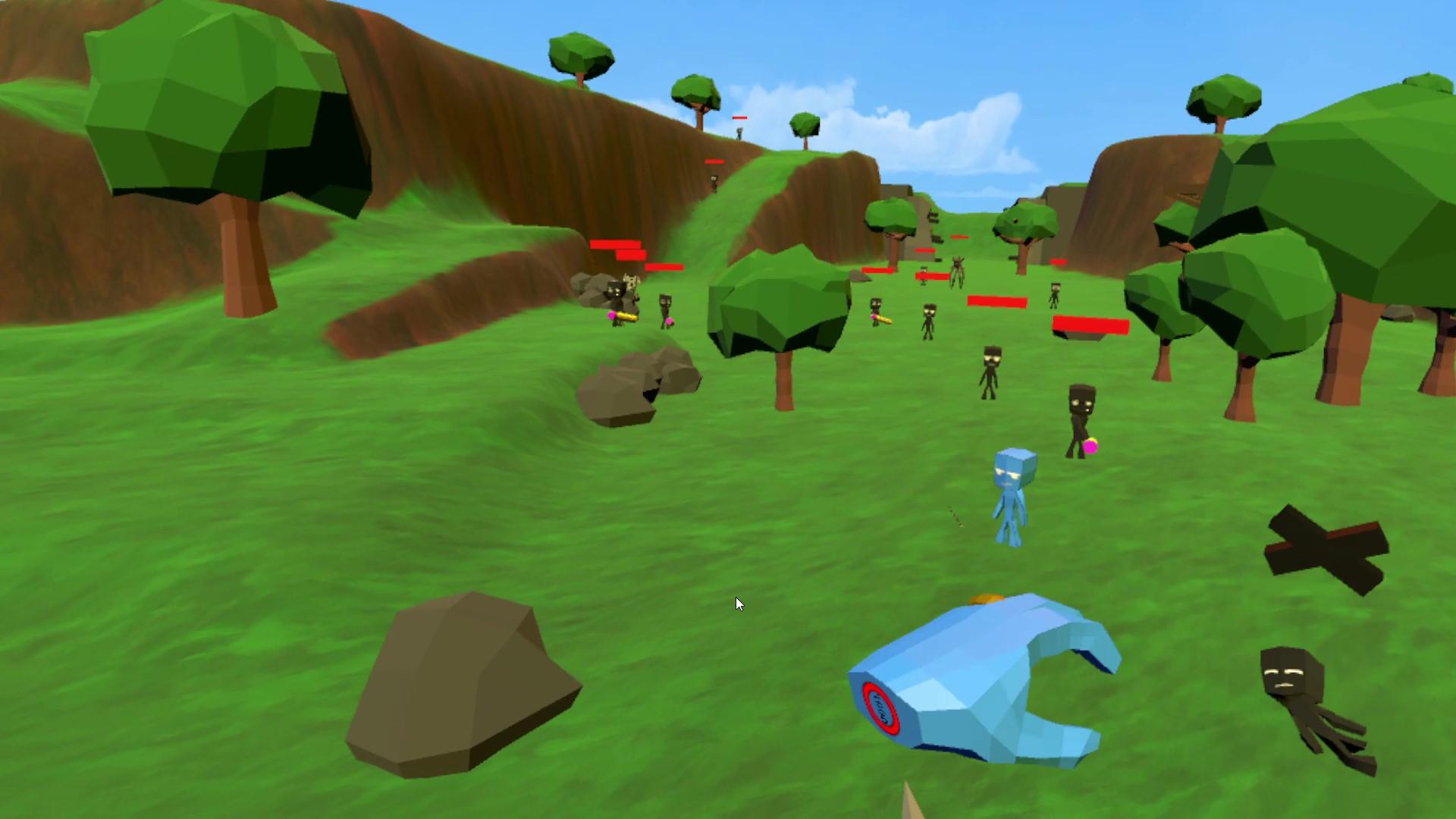 Tiny Mortals VR Free Download