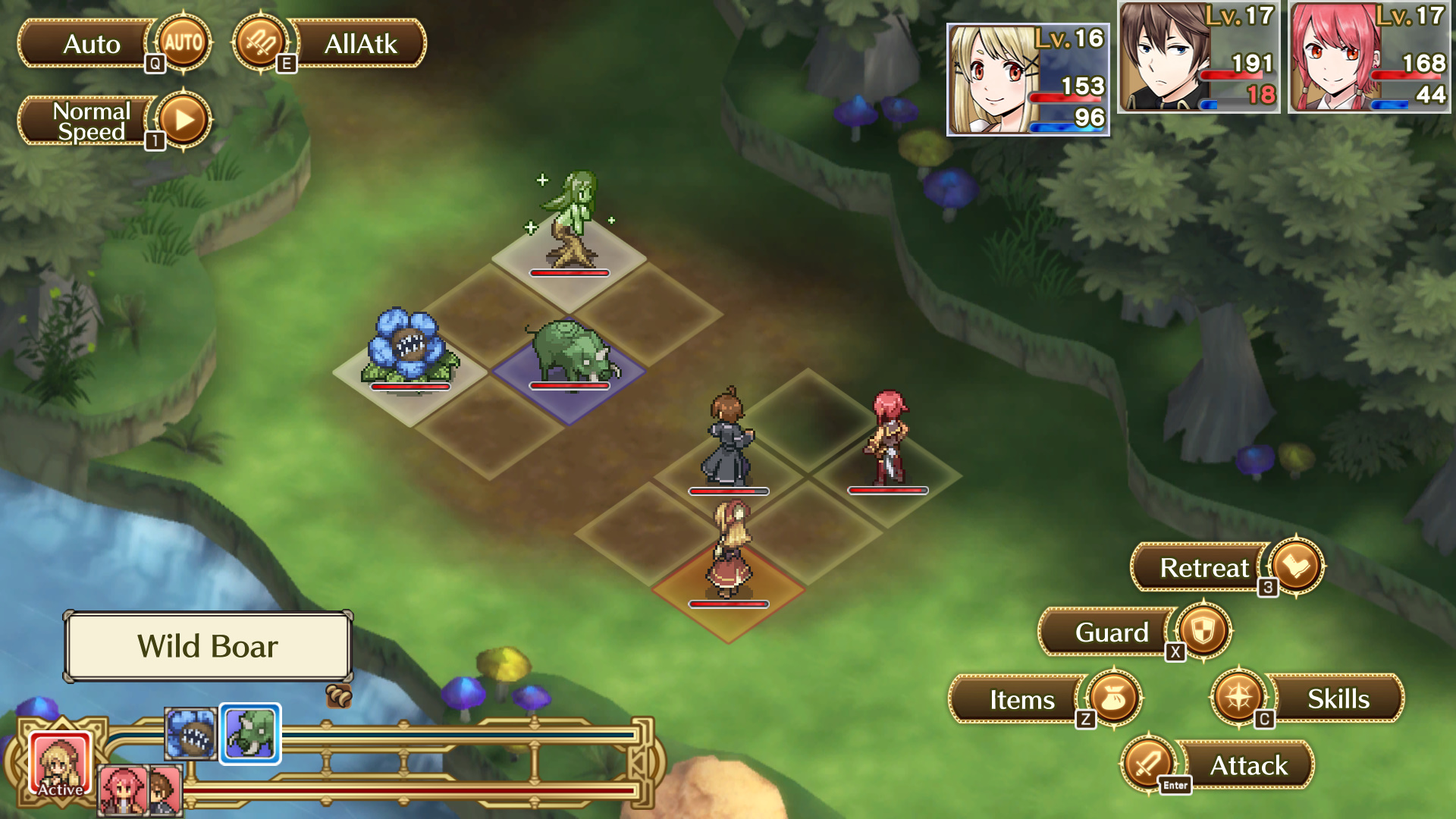 FREE DOWNLOAD » Marenian Tavern Story: Patty and the Hungry