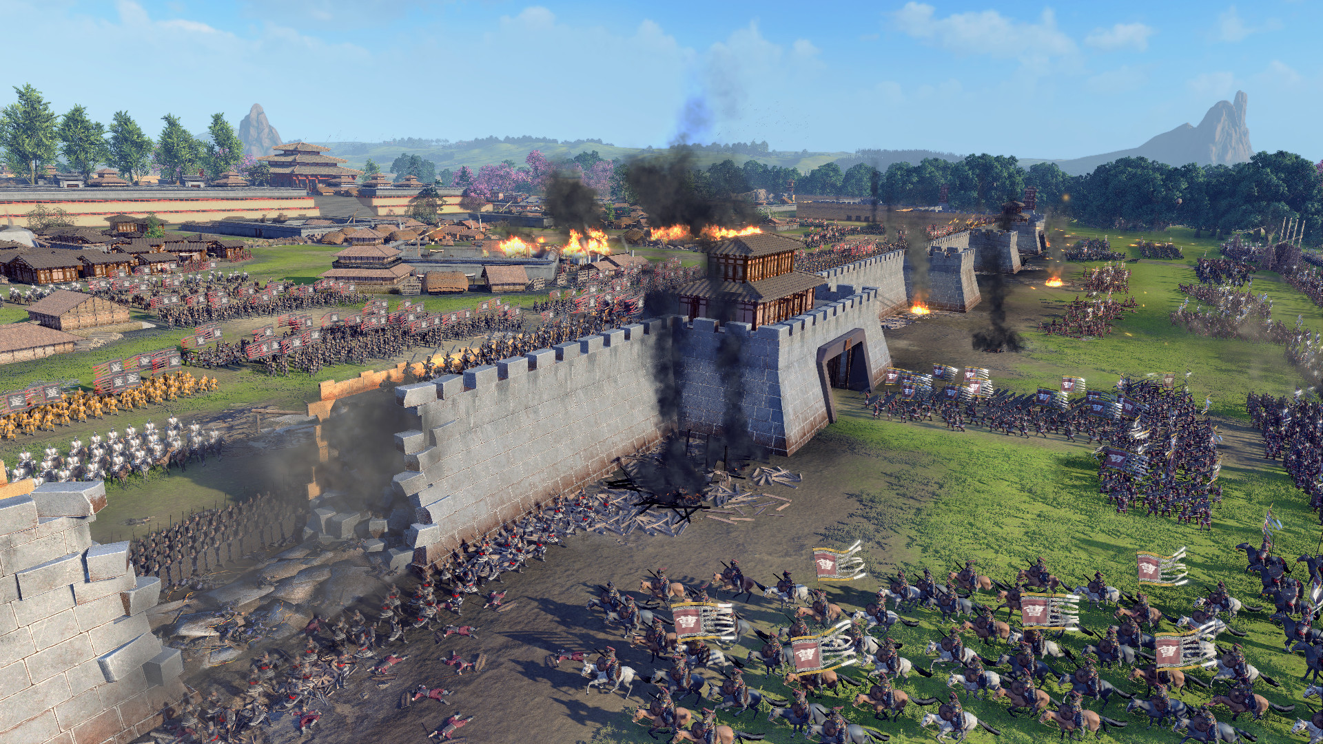 Total War: THREE KINGDOMS Free Download