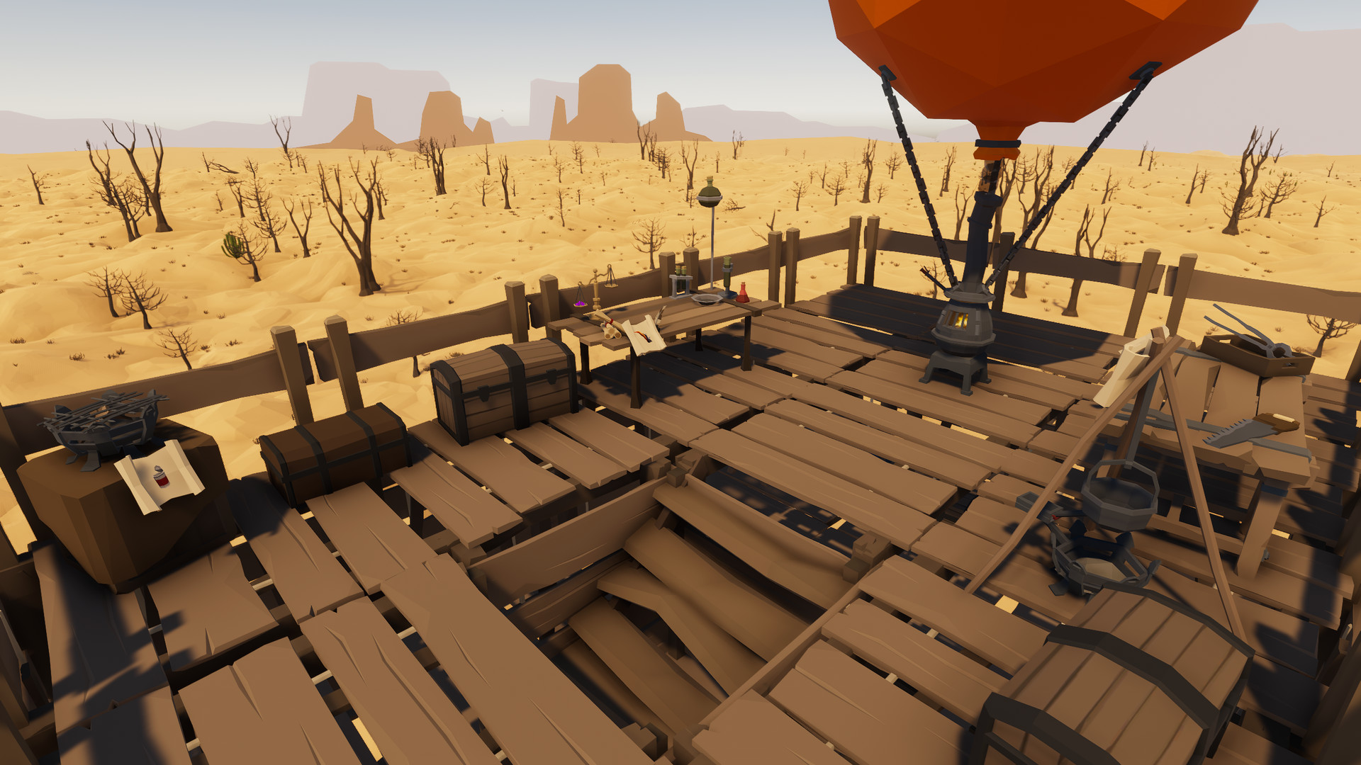Desert Skies Free Download