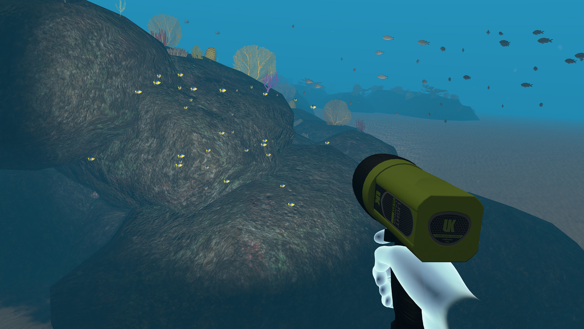 Dive with Sylvia VR Free Download