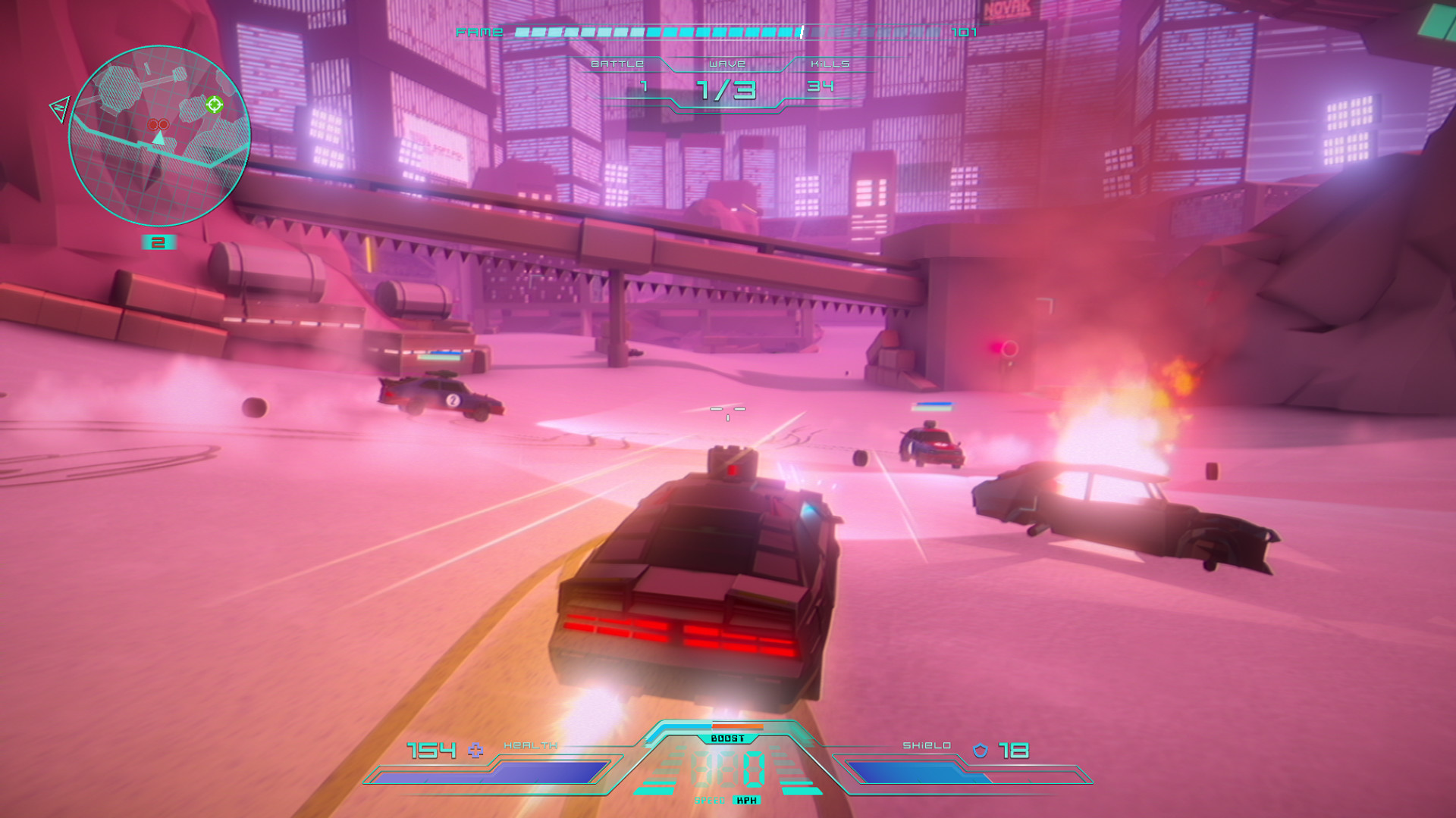 Nightwolf: Survive the Megadome Free Download