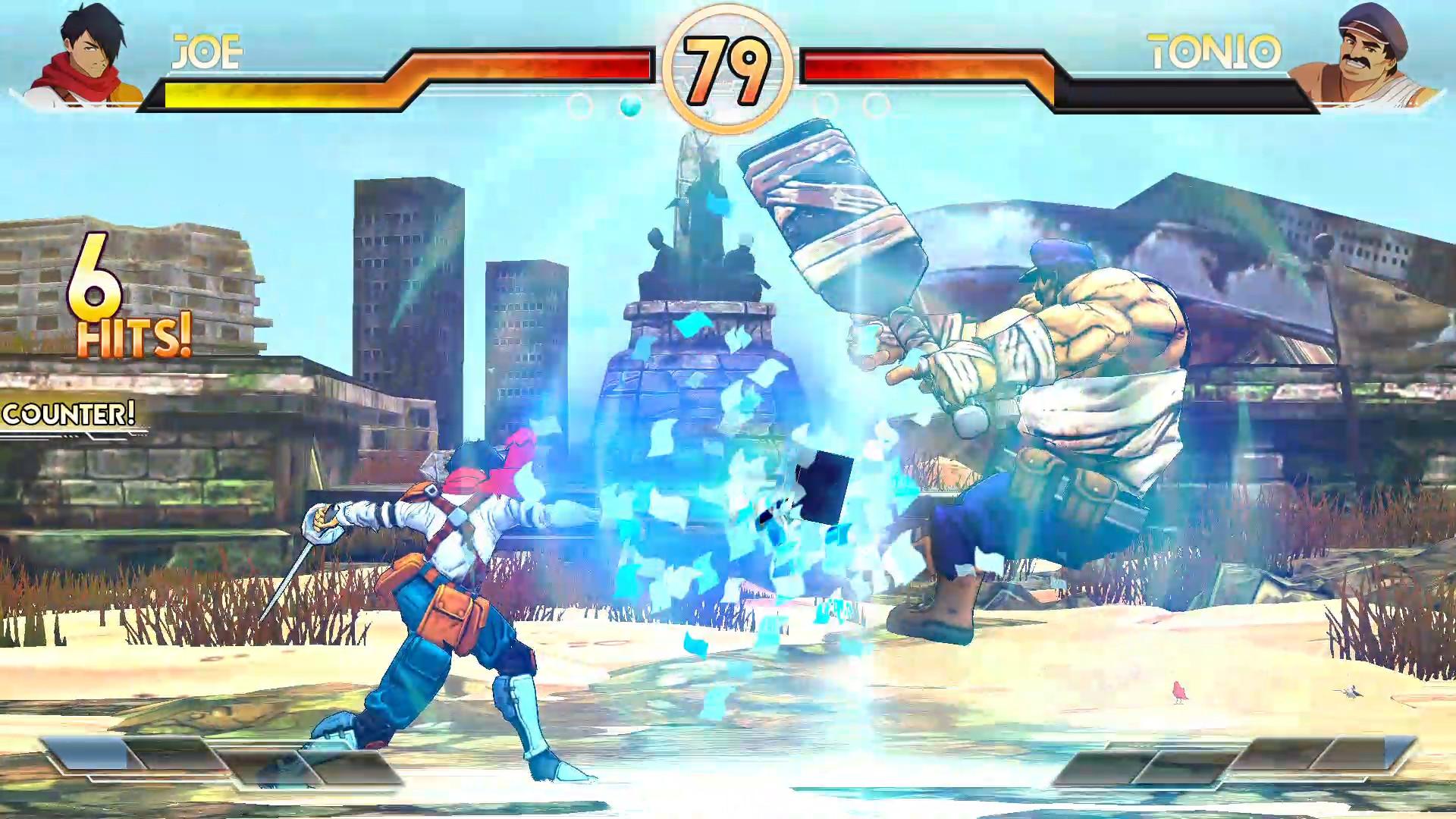 BAYANI - Fighting Game Free Download