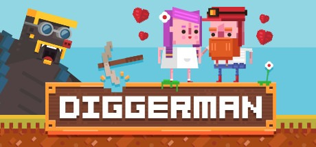 Diggerman Free Download
