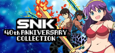 SNK 40th ANNIVERSARY COLLECTION Free Download