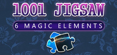 1001 Jigsaw. 6 Magic Elements Free Download