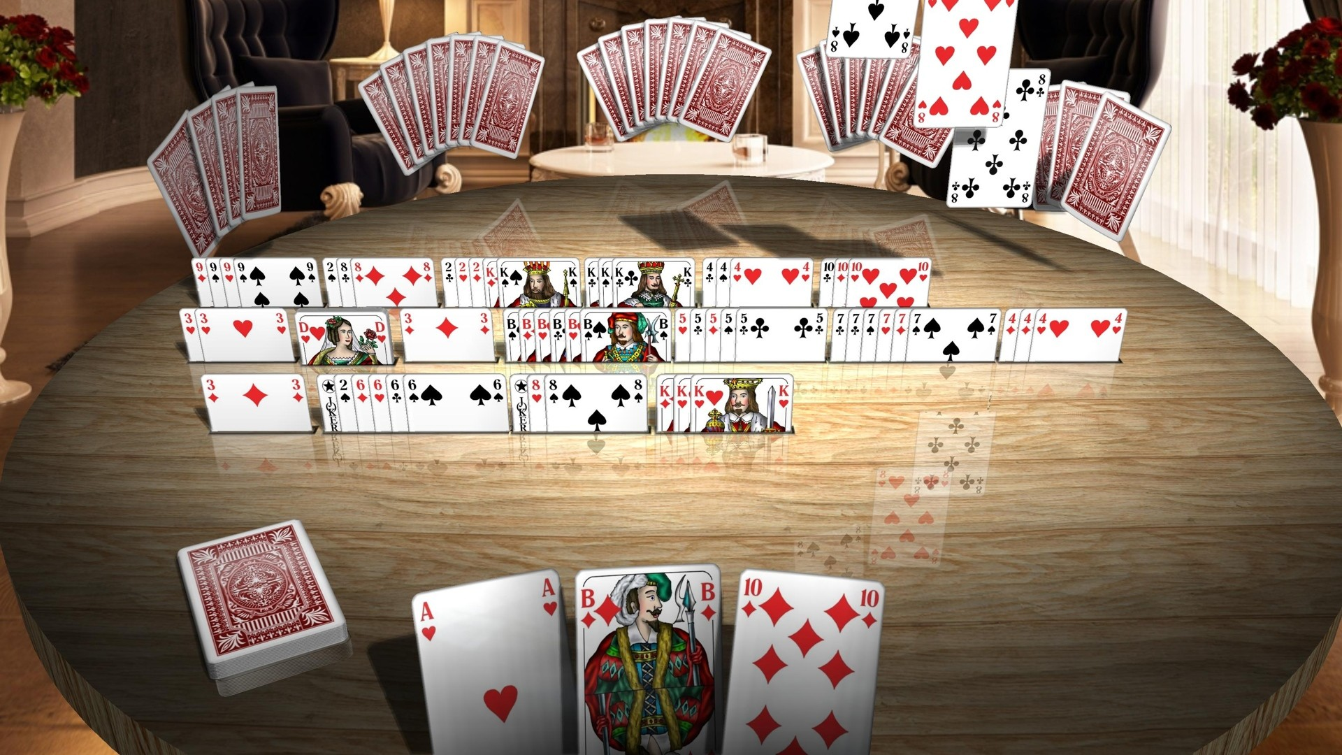 Canasta 3D Premium Free Download