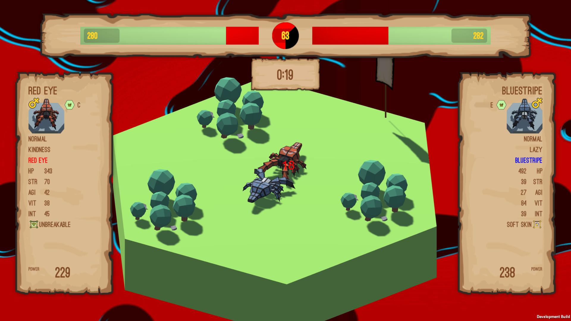打豹虎 Spider Derby Free Download