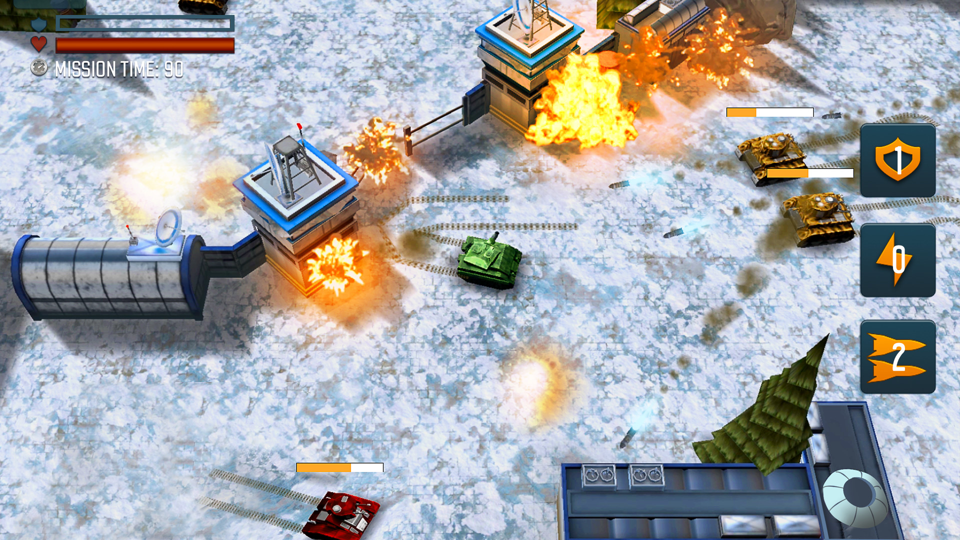 Tank Battle Heroes Free Download
