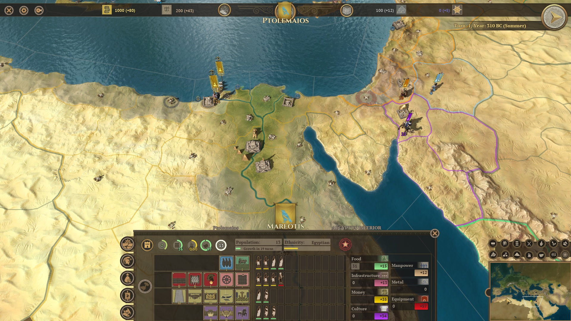 Field of Glory: Empires Free Download