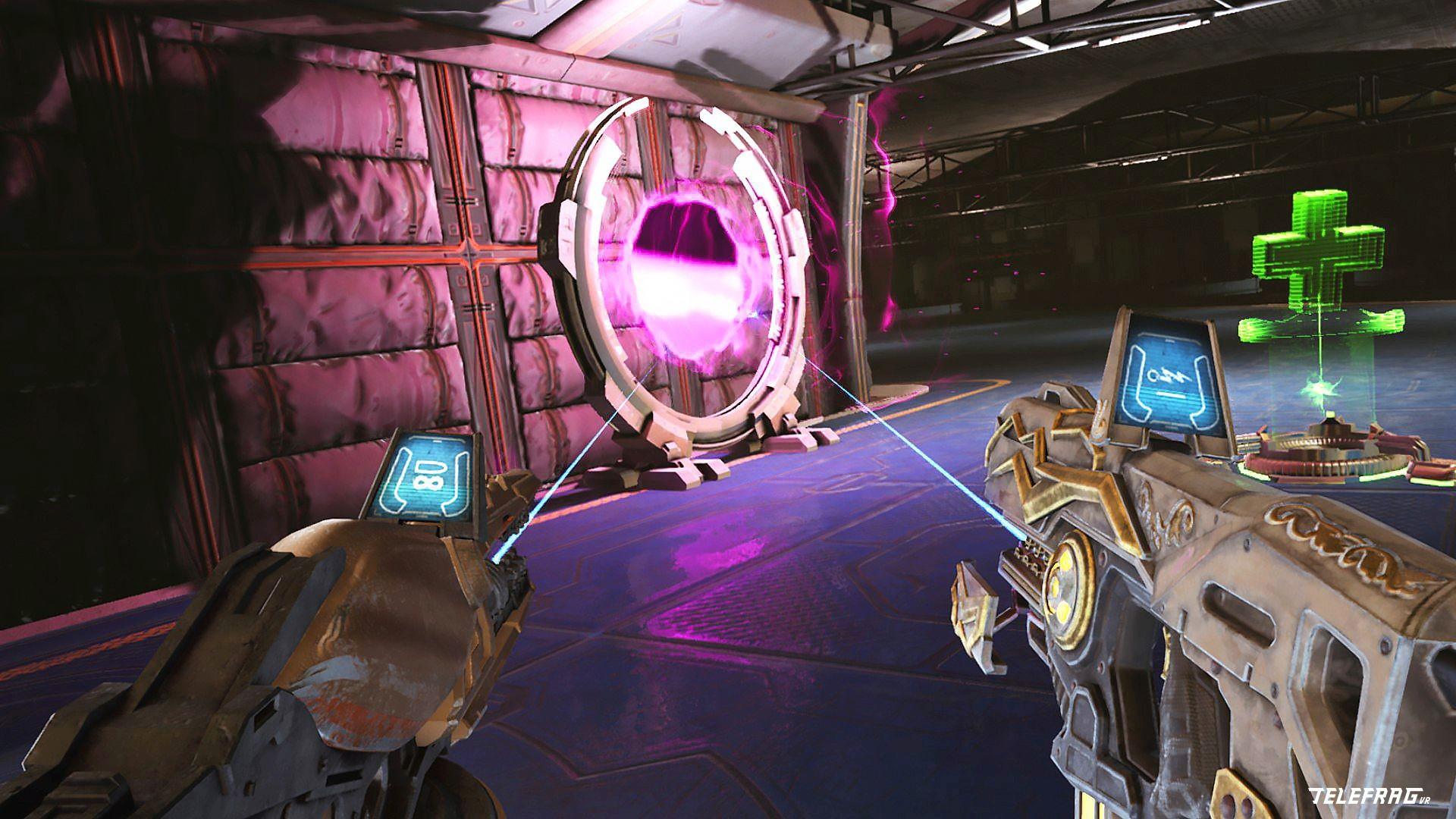 FREE DOWNLOAD » Telefrag VR | Skidrow Cracked