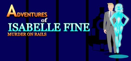 Adventures of Isabelle Fine: Murder on Rails Free Download