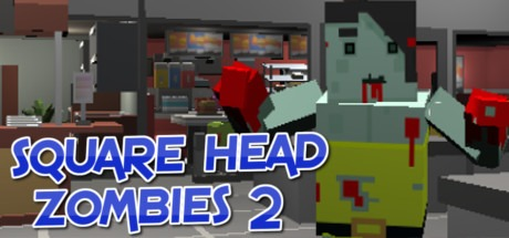 Square Head Zombies 2 - FPS Game Free Download