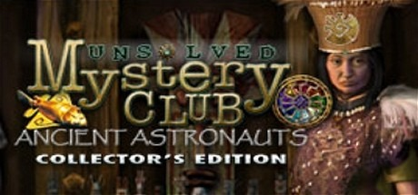 Unsolved Mystery Club: Ancient Astronauts (Collector´s Edition) Free Download