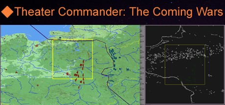 Theater Commander: The Coming Wars, Modern War Game Free Download