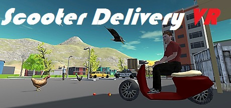 Scooter Delivery VR Free Download