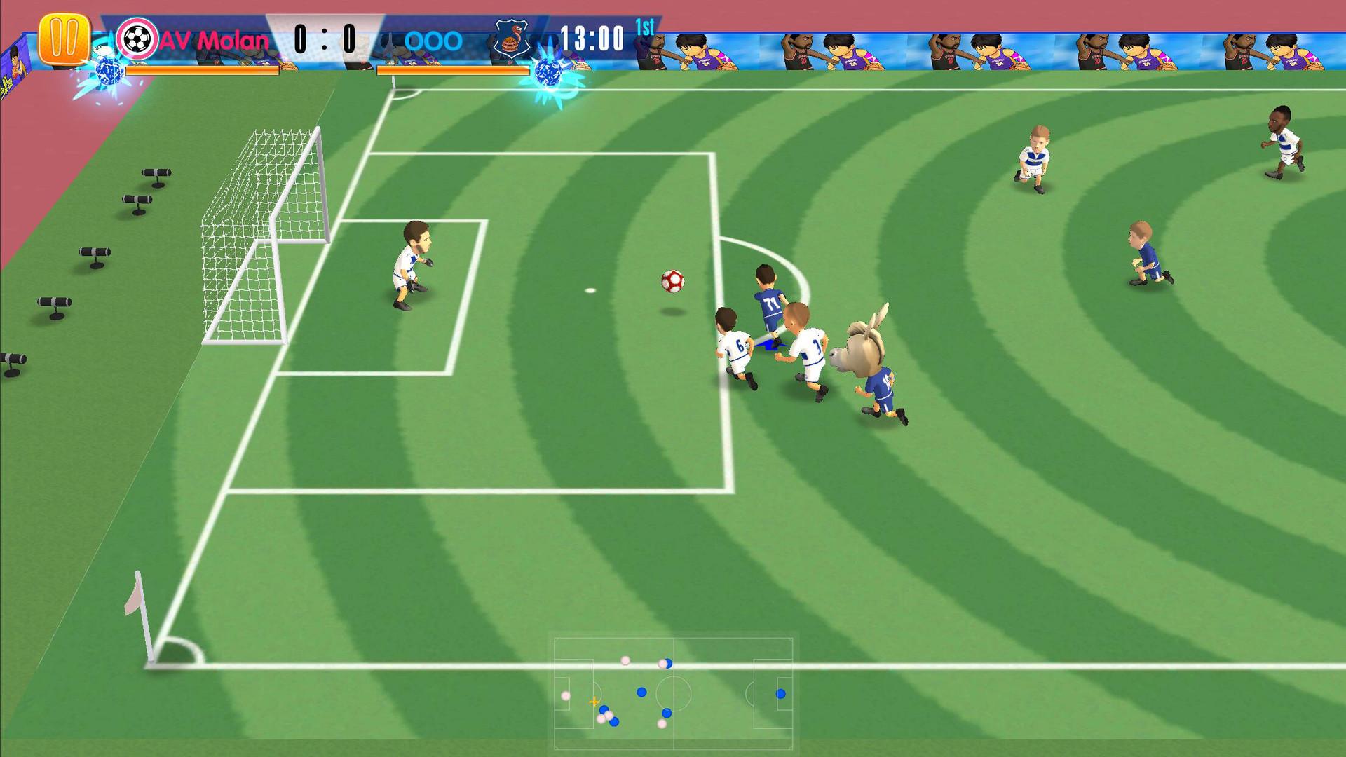 Furious Goal Free Download