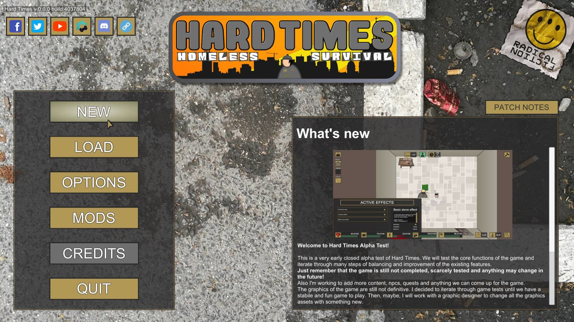 Hard Times Free Download