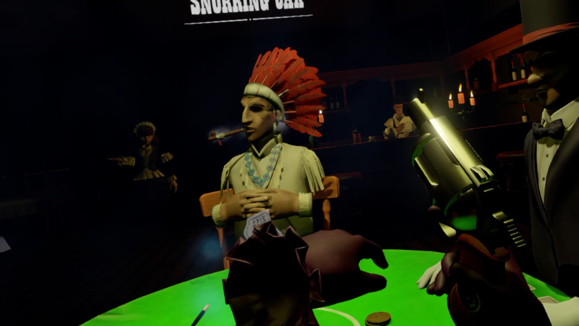 Bullet Roulette VR Free Download