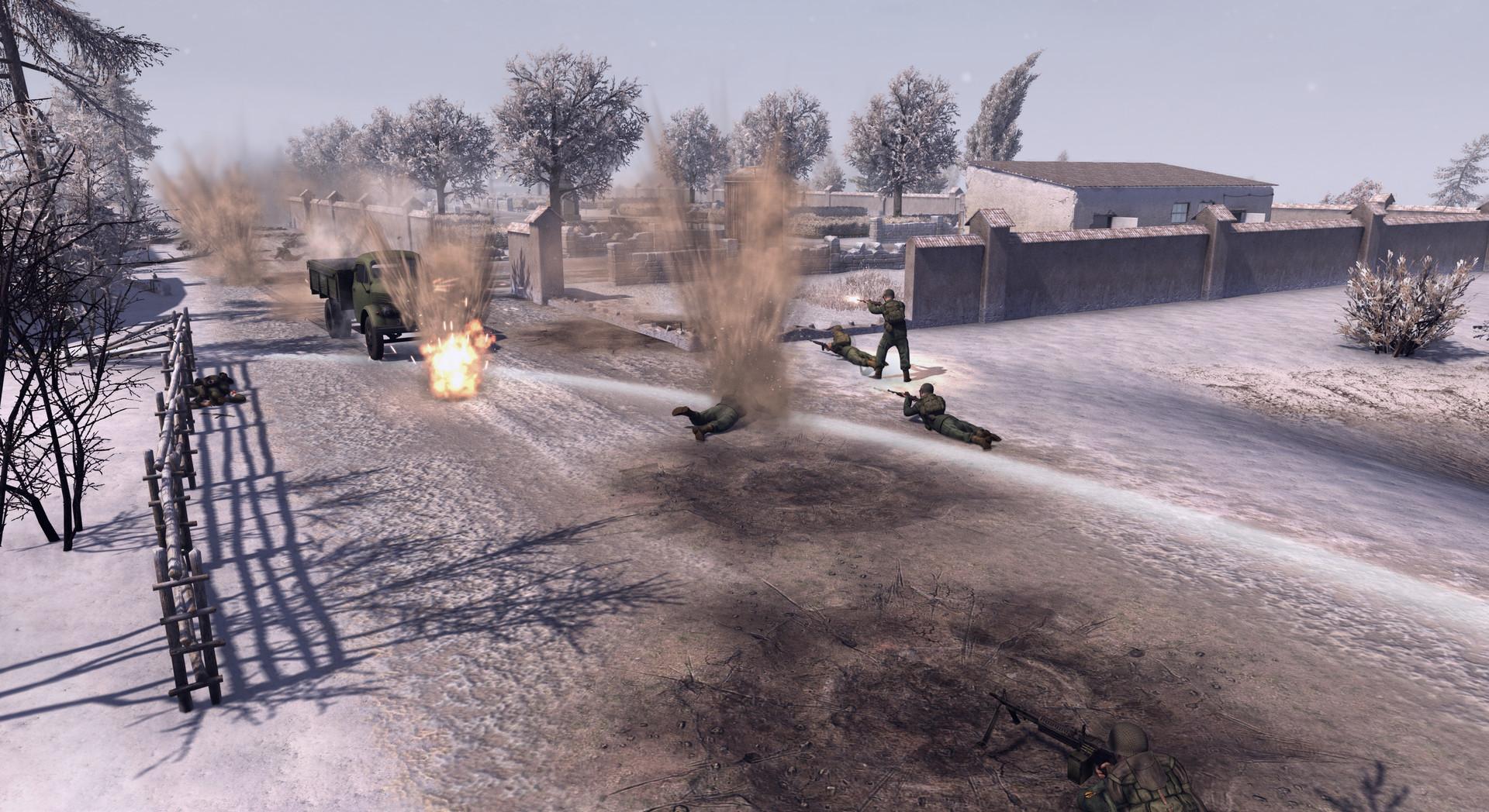 Men of War: Assault Squad 2 - Cold War Free Download