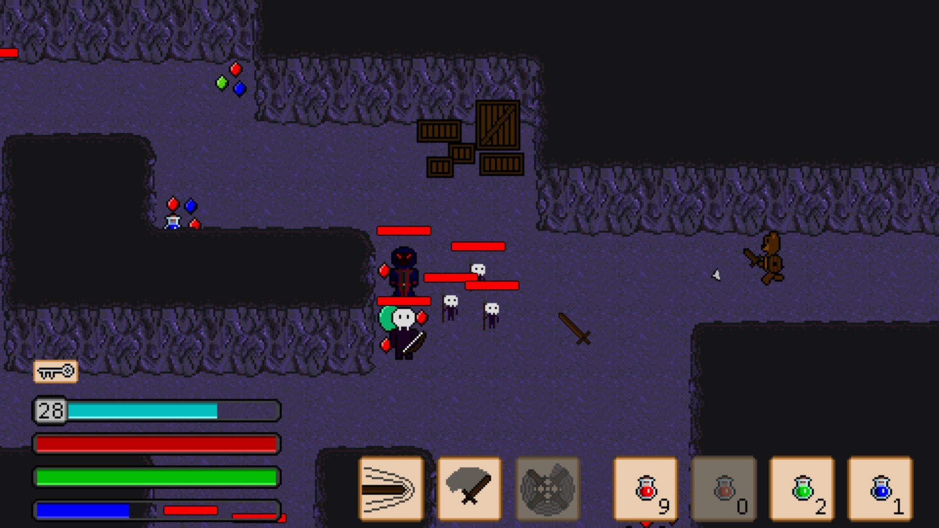 Nightmare Cave Free Download