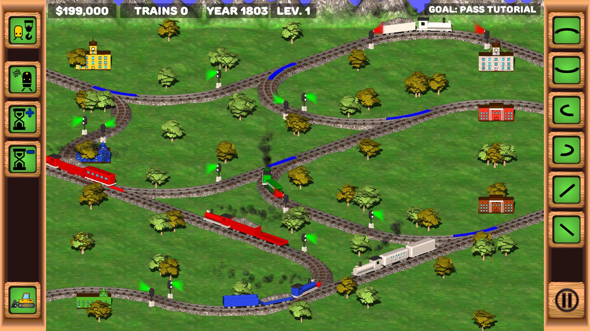 Simple Railroad Free Download