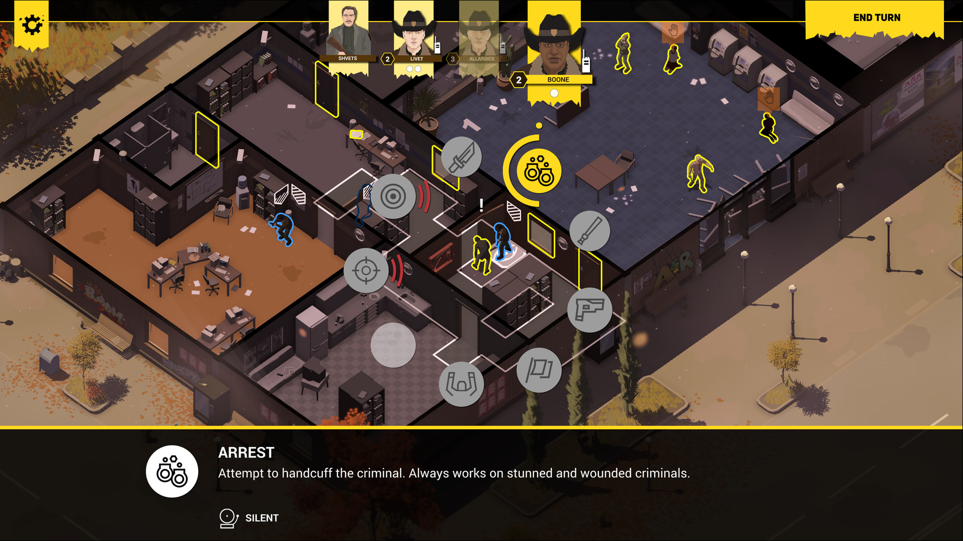 Rebel Cops Free Download