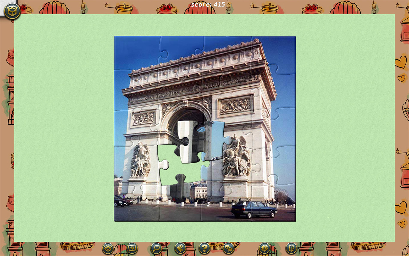 1001 Jigsaw. World Tour: France Free Download