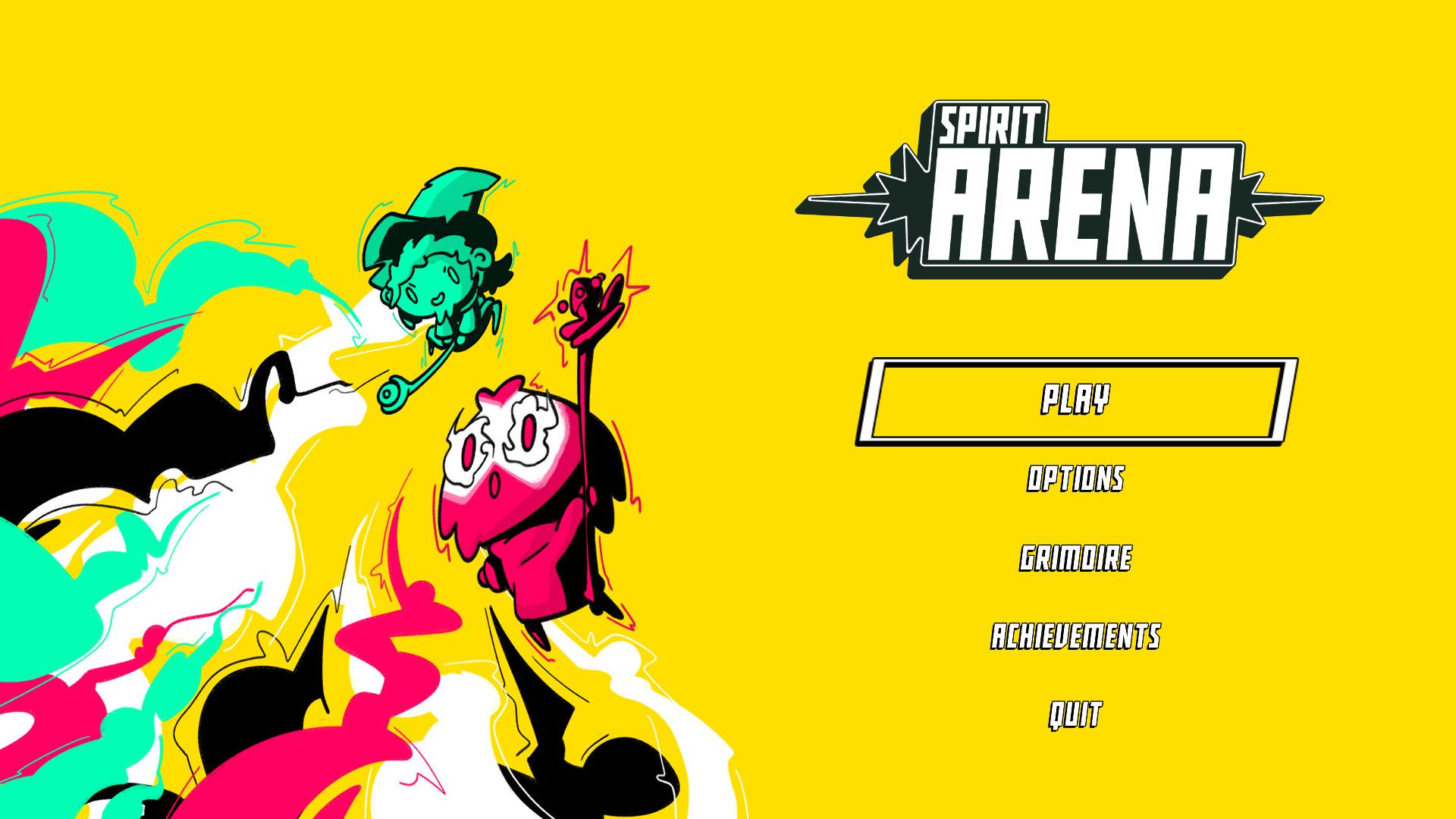 Spirit Arena Free Download