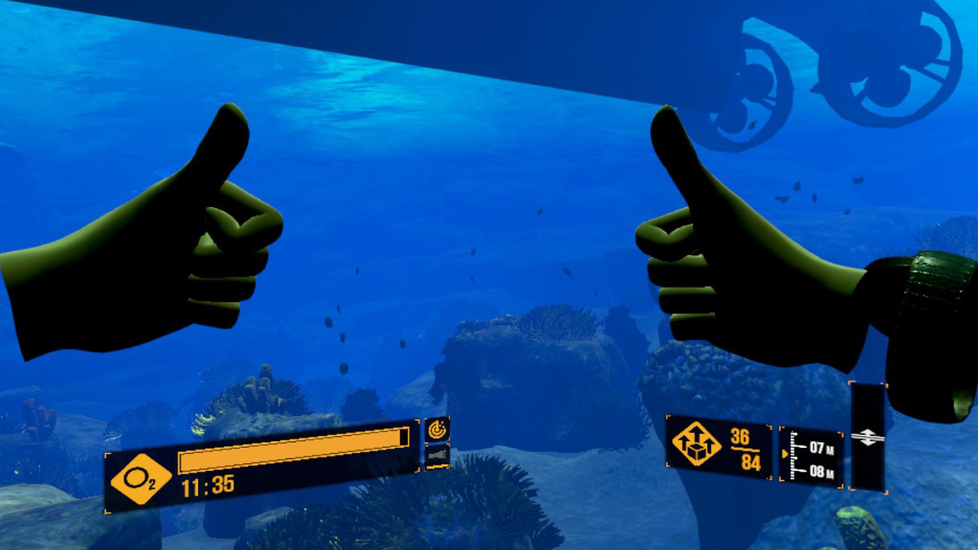 Deep Diving VR Free Download