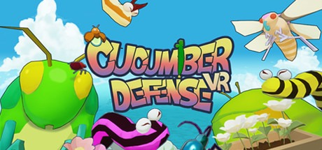 Cucumber Defense VR Free Download
