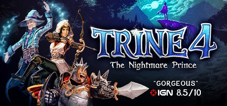 Trine 4: The Nightmare Prince Free Download