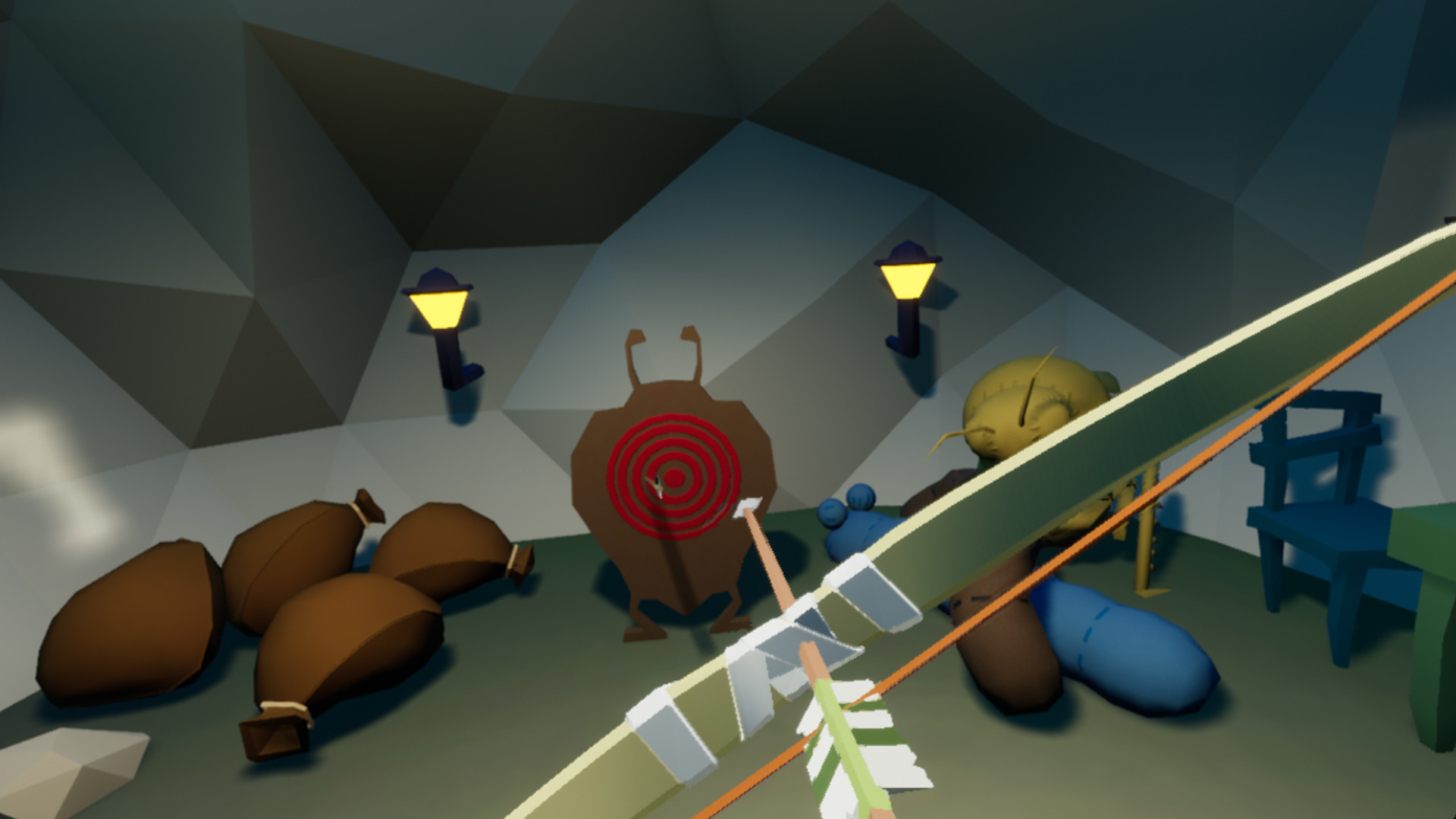Cucumber Defense VR Free Download