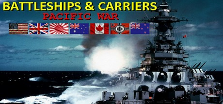 Battleships and Carriers - Pacific War Free Download