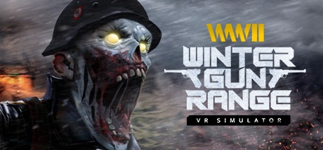 World War 2 Winter Gun Range VR Simulator Free Download
