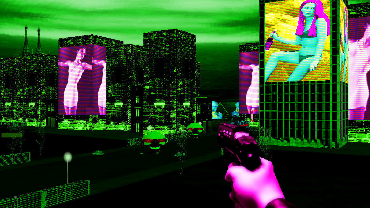 Cyborg Killer Москва 2042 Free Download