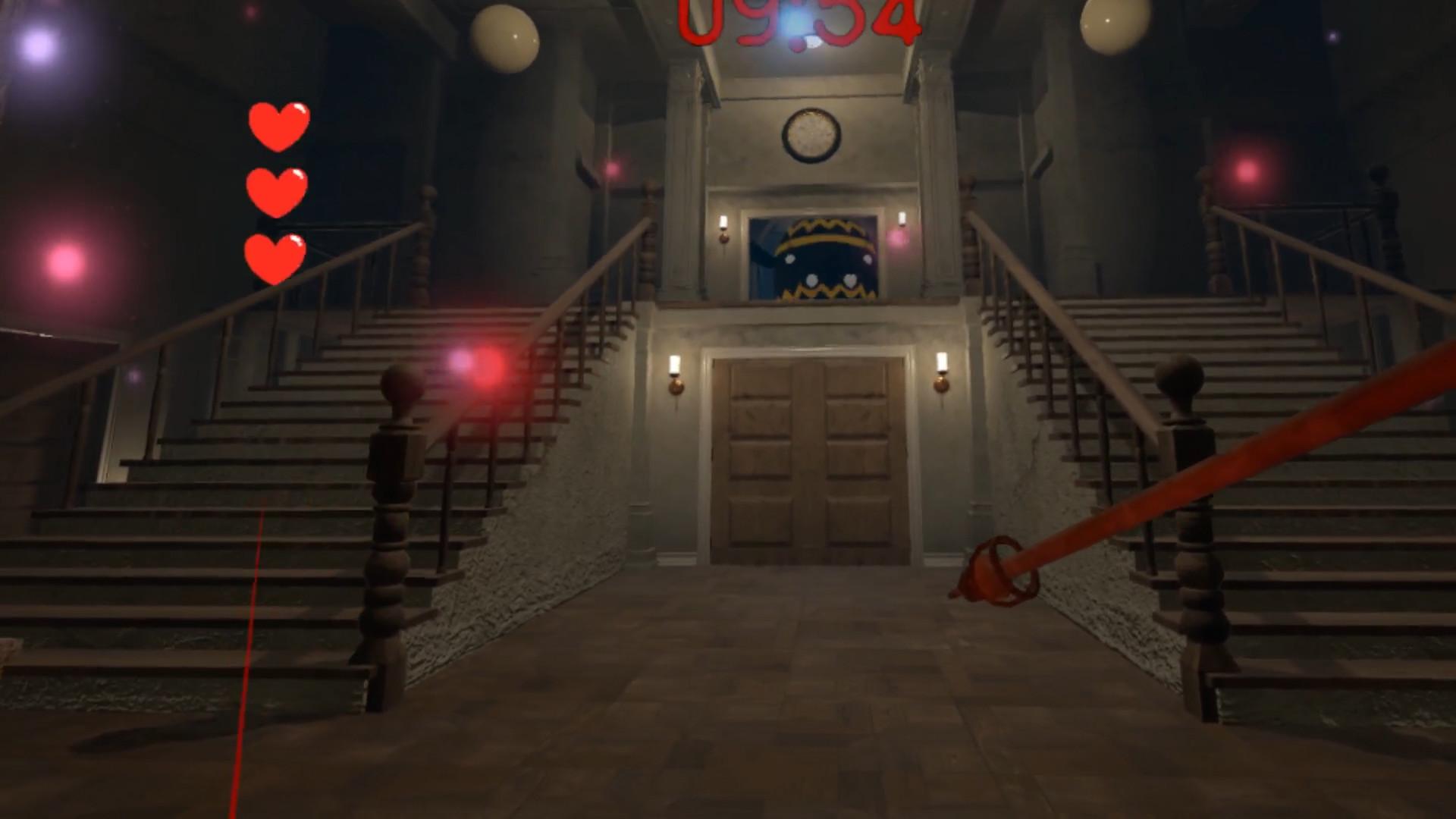 Explosion Magic Firebolt VR Free Download