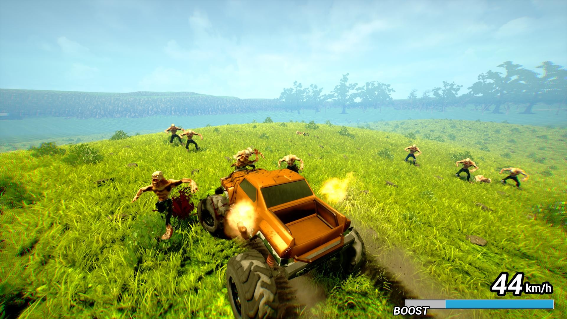 Zombie Road Rider Free Download