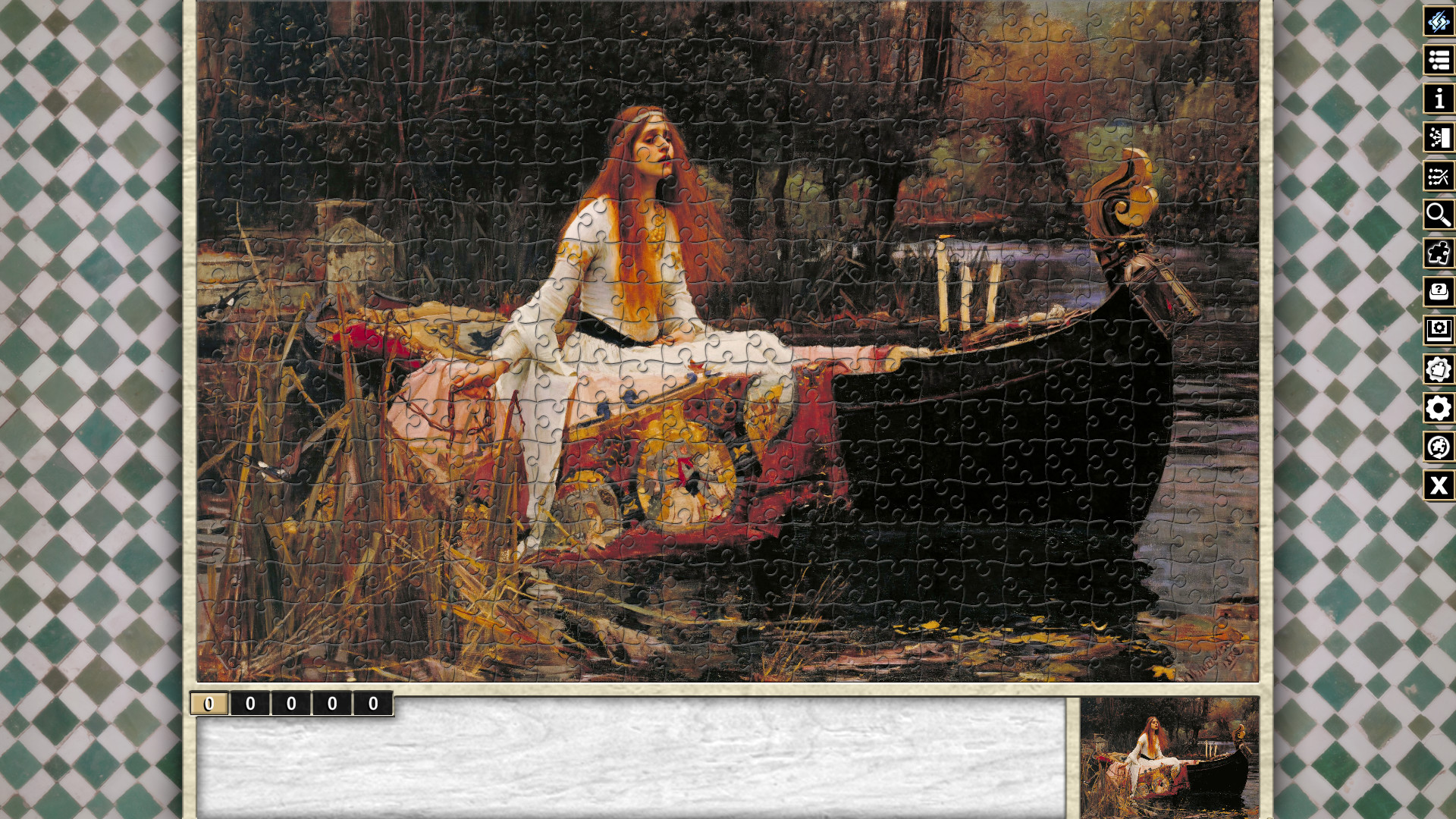 Pixel Puzzles Traditional Jigsaws Free Download