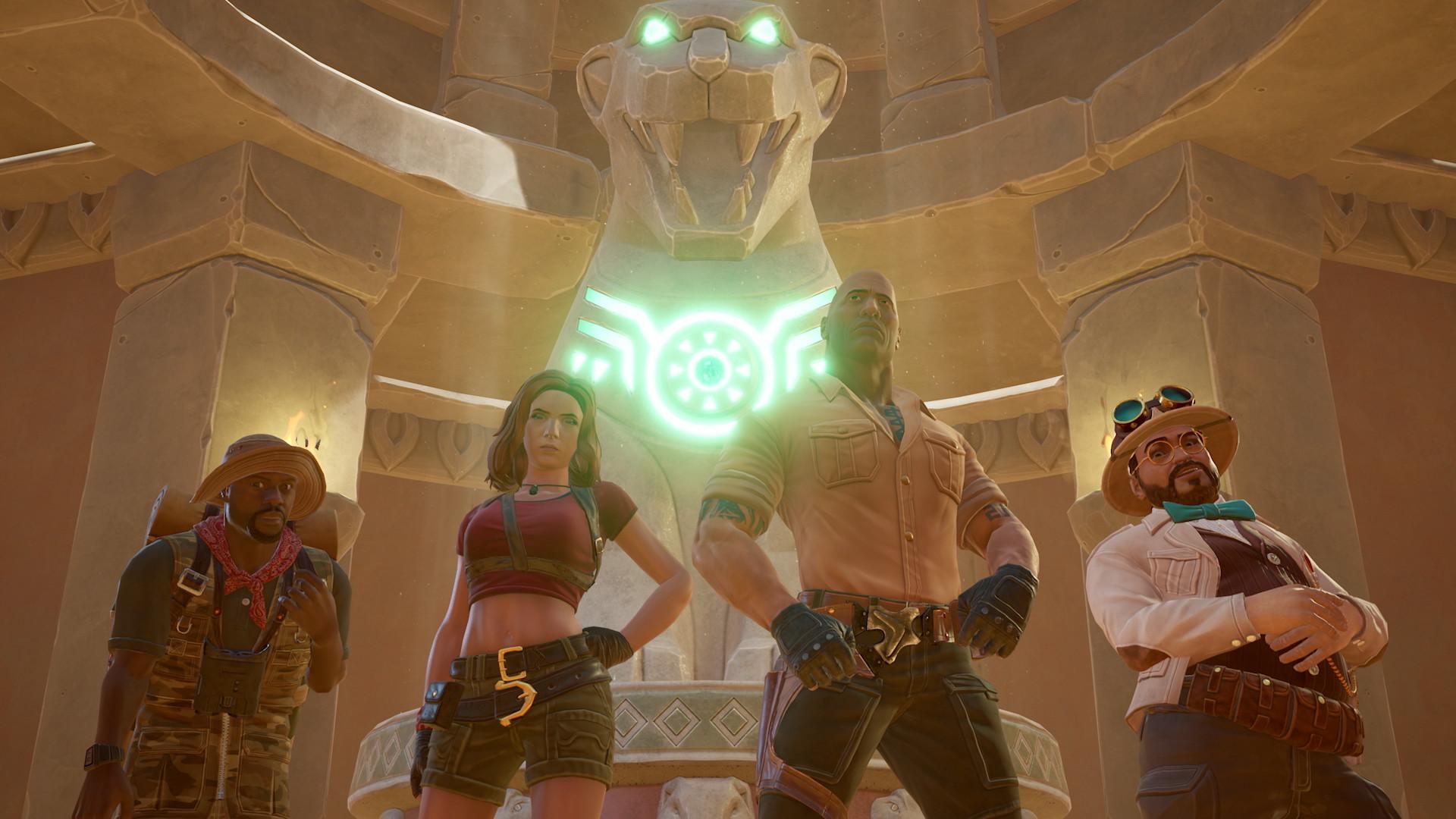 JUMANJI: The Video Game Free Download