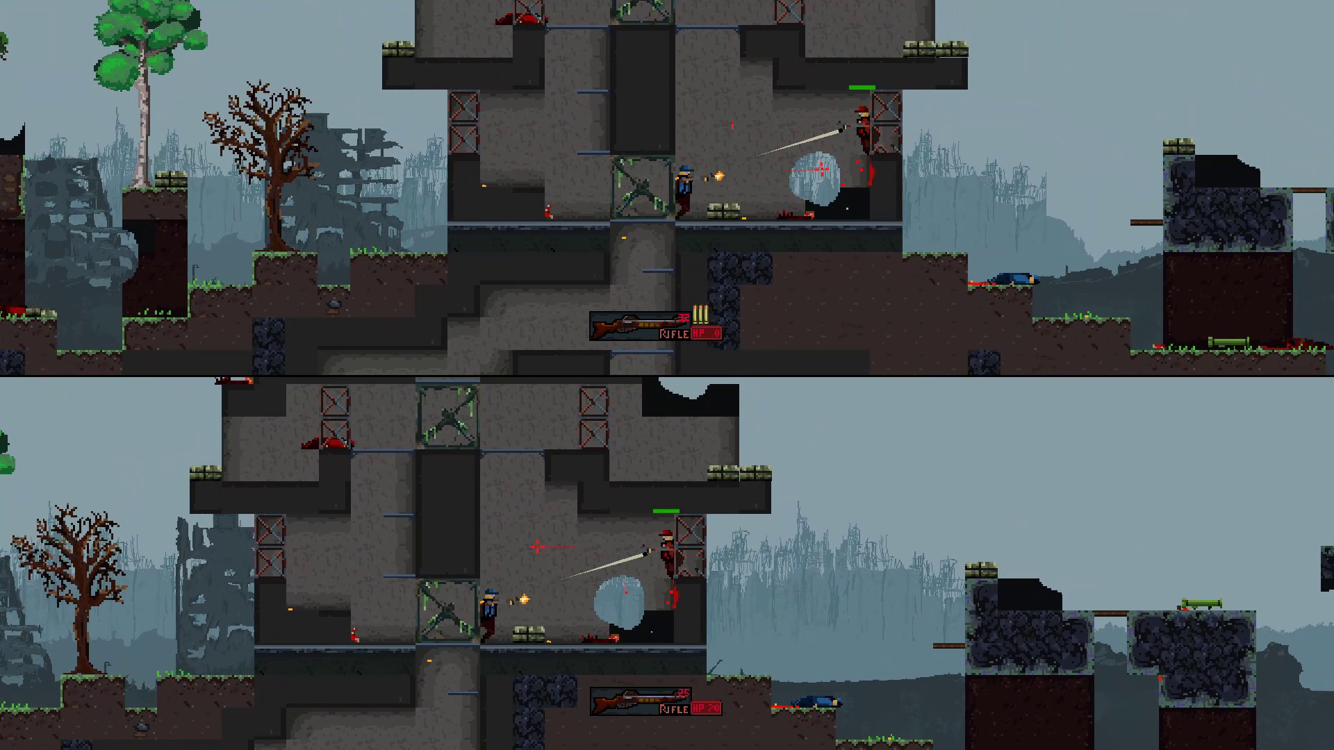 Scatteria - Post-apocalyptic shooter Free Download